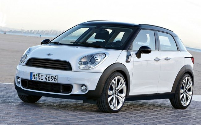 MINI Traveller MPV On Its Way In 2014