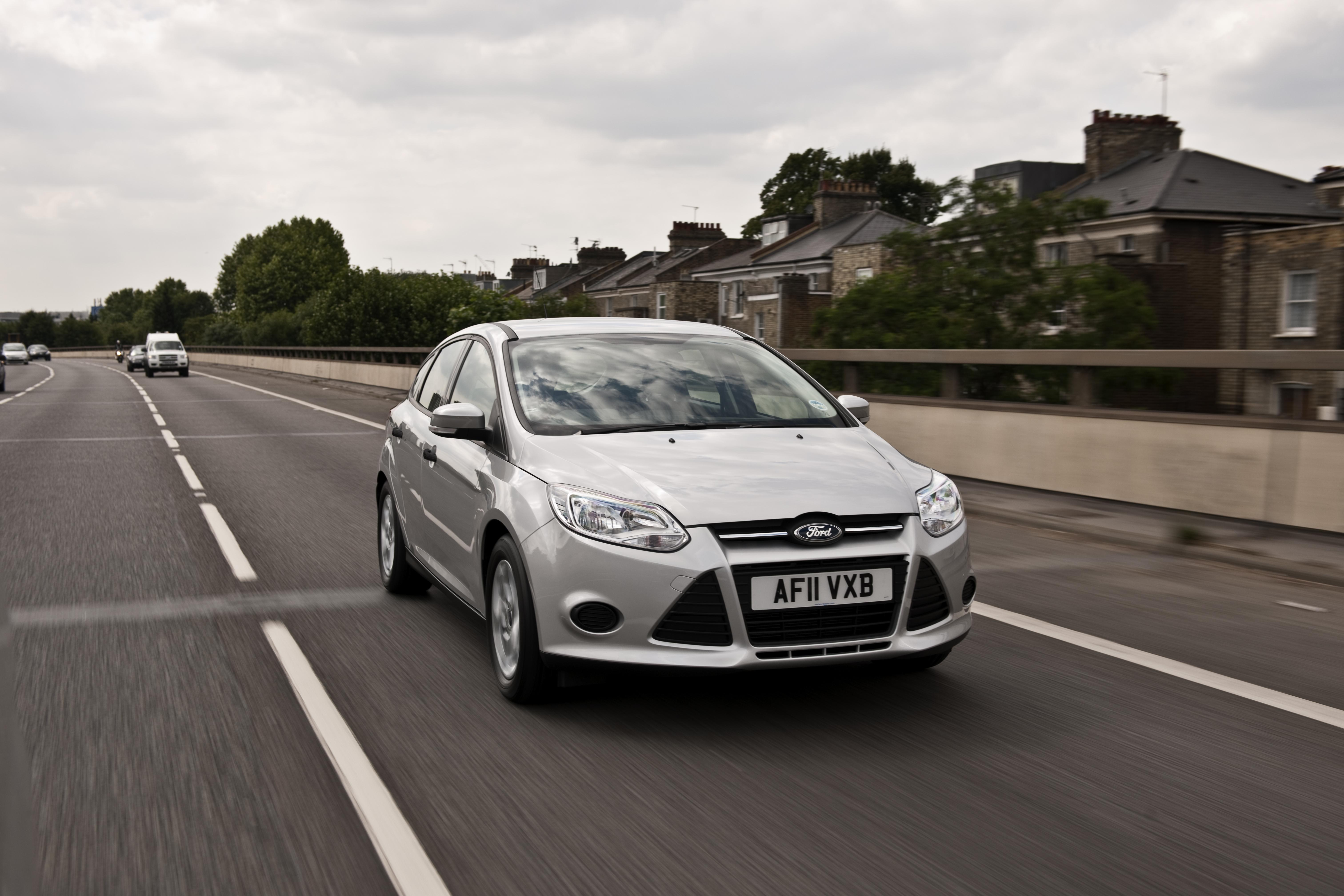 2011 Ford Focus Studio 1