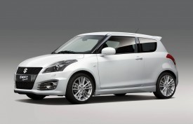 New Suzuki Swift Sport Confirmed For Frankfurt Debut