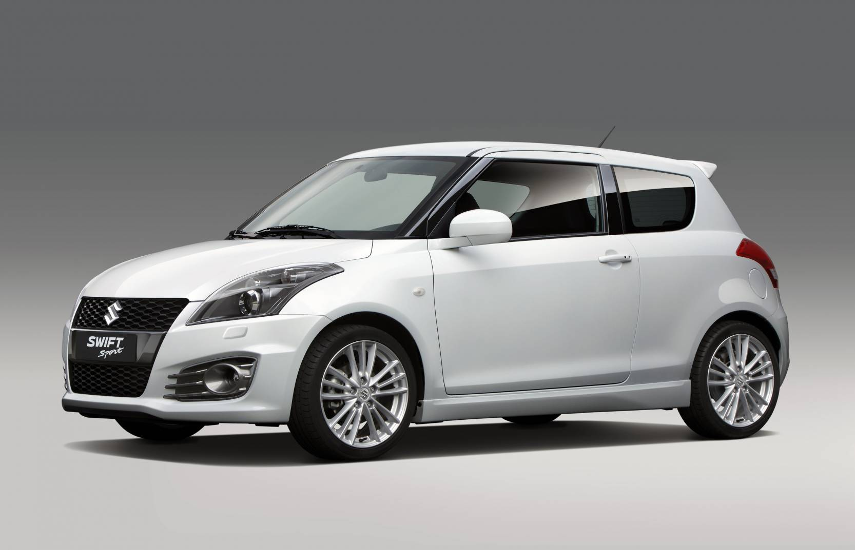 2012 Suzuki Swift Sport 1