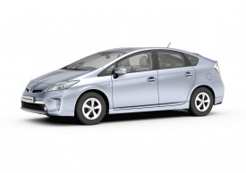 Toyota To Launch Greener Prius Plug-In Hybrid At Frankfurt Motor Show