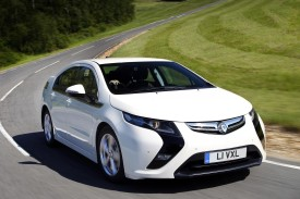 Vauxhall Confirms 200 Retail Orders For Ampera