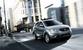 New Korando SUV Starts SsangYong's Re-launch In The UK