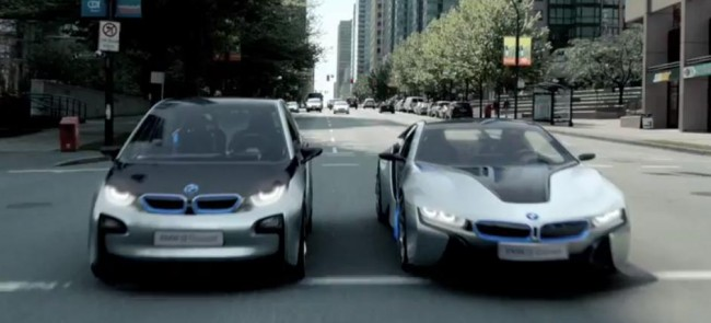 Revealed! BMW&#8217;s &#8216;i&#8217; EV Sub-Brand &#8212; Full Details And Film