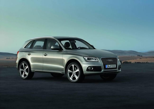 New 2013 Audi Q5 Revealed, Priced From £33,400