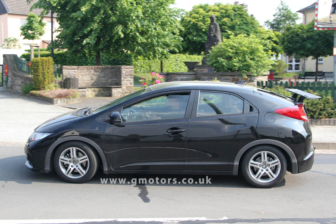 Honda civic type r 2013 uk for Honda civic hatchback 2013