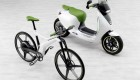 smart ebike and  escooter concept