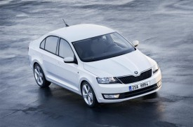 Škoda Rapid Revealed Ahead Of Paris Debut