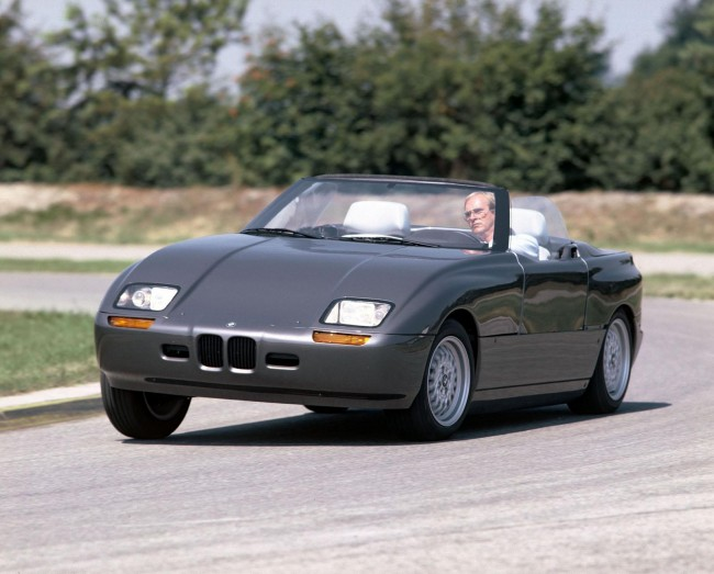 BMW Celebrates The 25th Anniversary Of the Z1 Roadster