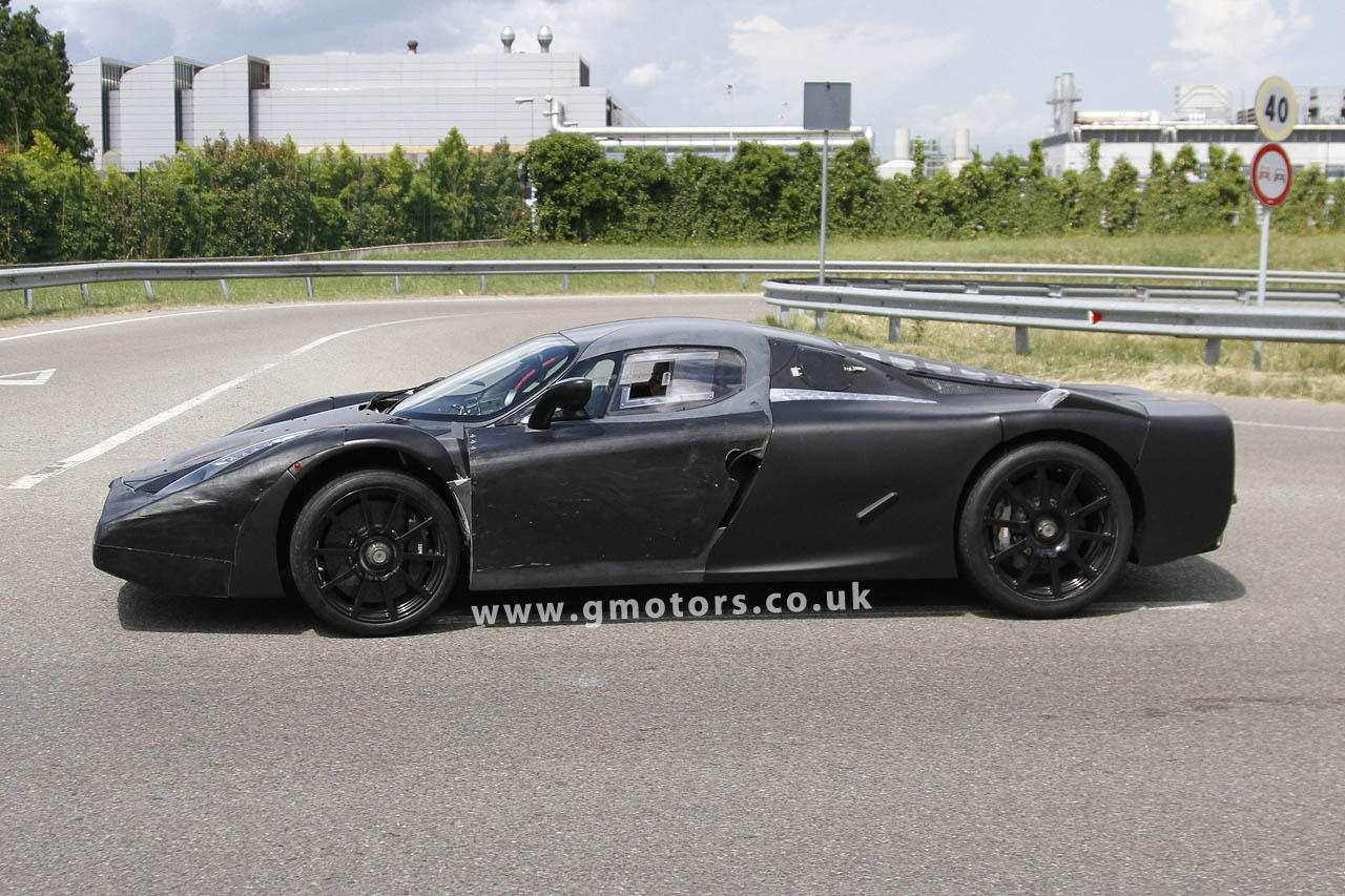 Ferrari Enzo Replacement F70 Spy Photos News Car And