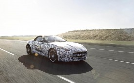 Jaguar F-Type Prototype To Debut At Goodwood Festival Of Speed