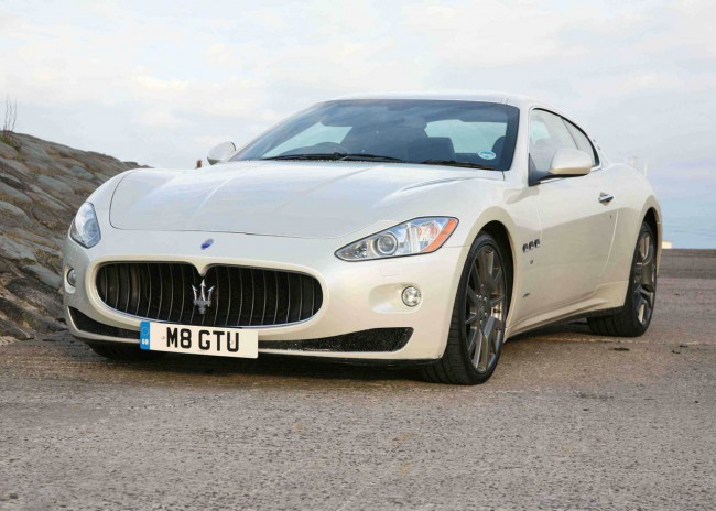 Maserati Granturismo &#8211; Road Test