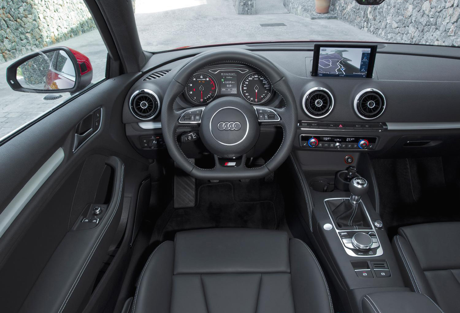 New audi a3 interior for Audi a3 interieur