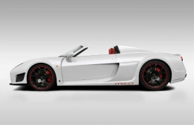 Noble M600 Roadster Rendered