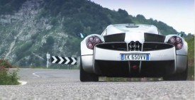 Pagani Huayra Supercar Video Review By EVO