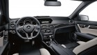 2013 Mercedes C-Class interior