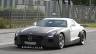2013 Mercedes SLS AMG Black Series prototype