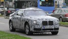 2014 Rolls-Royce Ghost Coupe prototype