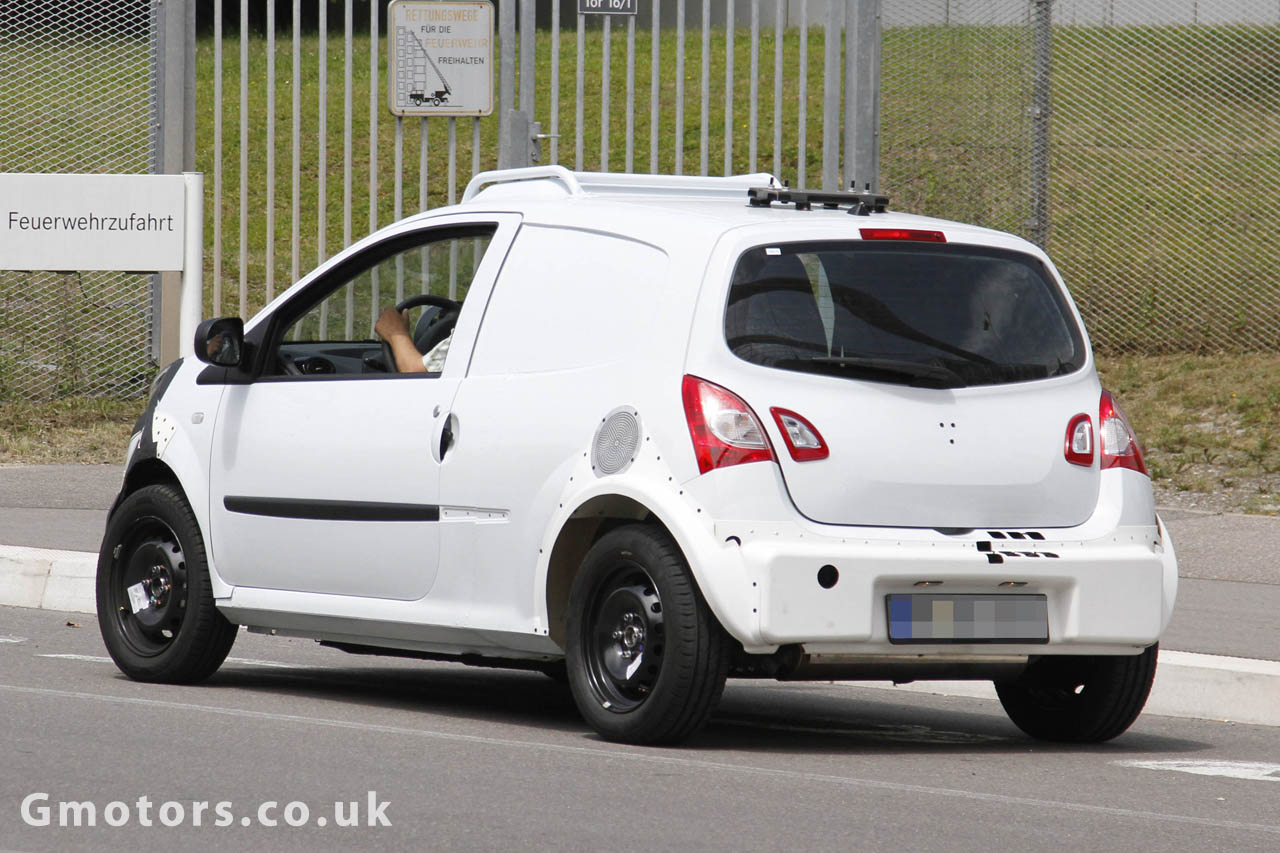 2014 smart forfour renult twingo chassis mule. Black Bedroom Furniture Sets. Home Design Ideas