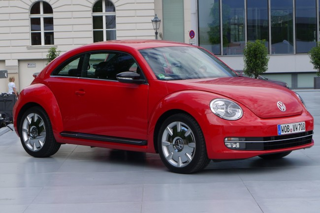 New 2012 Volkswagen Beetle &#8211; First Drive