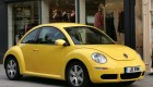 The new Beetle