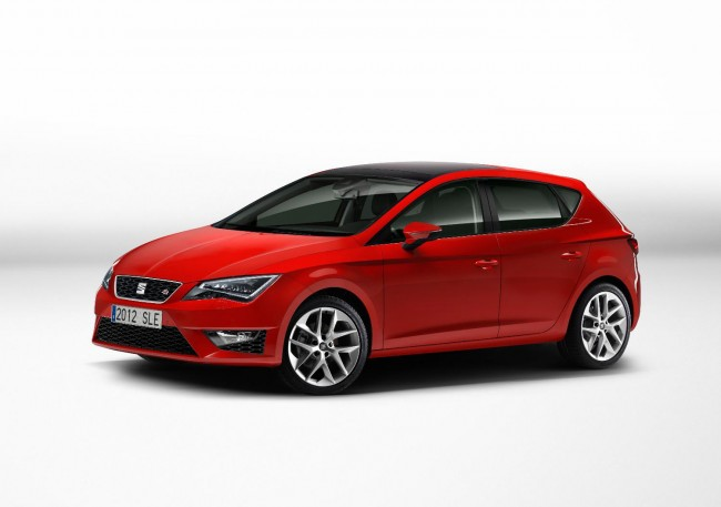 New Seat Leon Revealed, World Debut At The Paris Motor Show In September