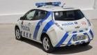 Nissan Leaf Police Car
