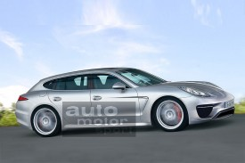 Porsche Panamera Shooting Brake Coming To Paris Motor Show [REPORT]