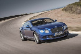 New Bentley Continental GT Speed – Full Details & New Pictures