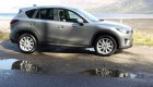 MAZDA CX-5 grey