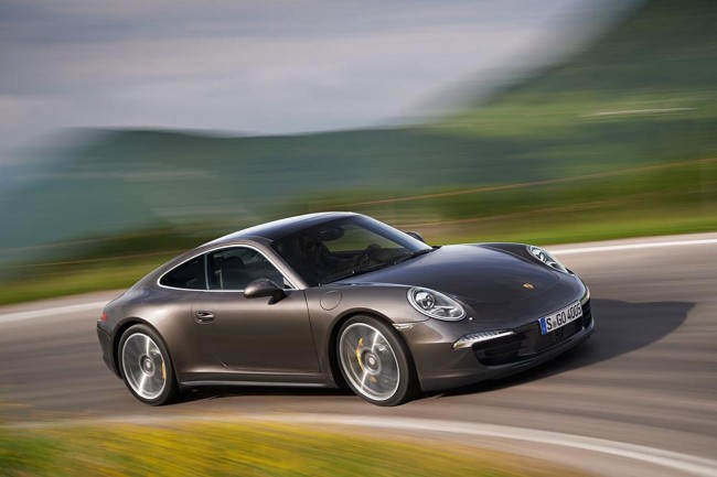 New Porsche 911 Carrera 4 And Carrera 4S Revealed