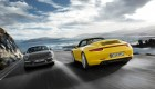 New Porsche 911 Carrera 4S Coupe and Cabriolet