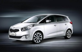 All-new Kia Carens Revealed &#8211; First Pictures
