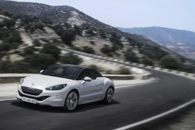 Peugeot RCZ Facelift Revealed