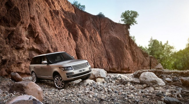 New Range Rover – Full Details, New Pictures & Videos