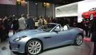 Jaguar F-Type live from Paris