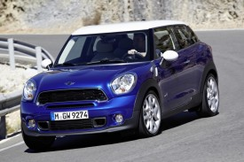 MINI Paceman Revealed, Priced From £18,970 [VIDEO]