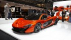McLaren P1 live in Paris
