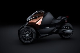 Peugeot Onyx Concept Scooter Revealed Ahead Of Paris Debut