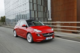 Vauxhall Adam Priced From £11,255