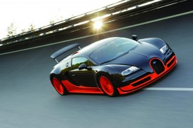 Report: Bugatti Working on a 1600 hp Veyron Super