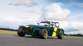 Caterham Launches Superlight R600 Series