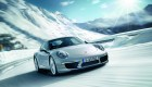 Porsche 911 winter driving