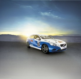 Volvo V60 Racing Debuts at the Sao Paulo Motor Show