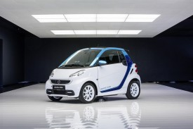 Smart ForTwo Electric Drive Coming Soon to UK