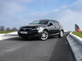 Lexus CT 200h Advance Priced From £24,495