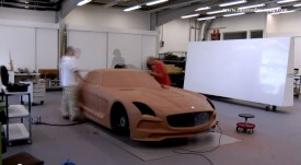 See How It's Made: SLS AMG Black Series Design Story