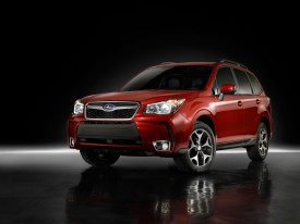 New Subaru Forester Revealed Ahead of LA Debut