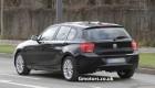 2013 BMW 1 Series 5-door facelift rear