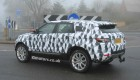2015 Land Rover Freelander 3 test mule